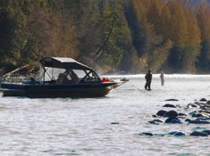 Pitt River / Lillooet River Fishing