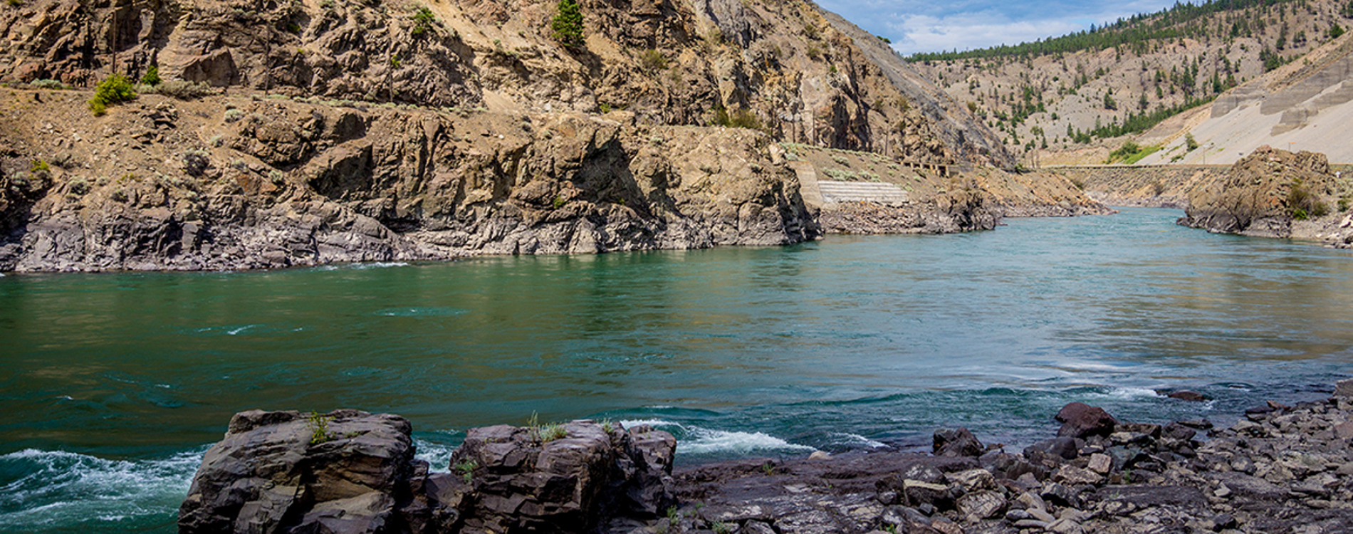 Fraser Canyon Fishing